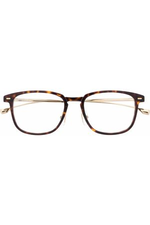 BOSS 0975 square glasses - 2IK HAVANA
