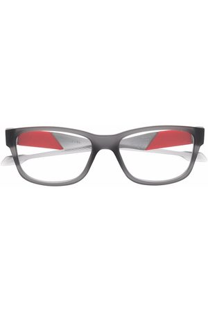 Oakley Logo-plaque rectangle glasses