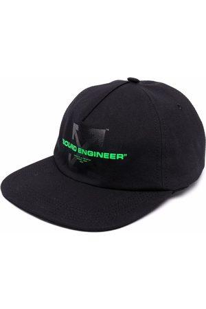 OFF-WHITE X PIONEER graphic-print baseball cap