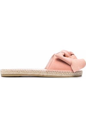 Manebi Bow-detail sandals