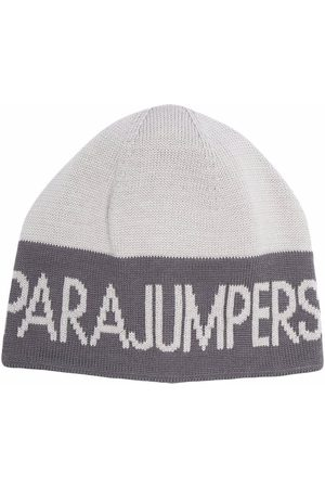 Parajumpers Beanies - Deemer logo-intarsia wool beanie