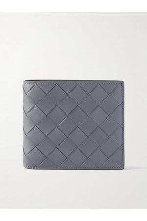 Bottega Veneta Men Purses & Wallets - Intrecciato Leather Billfold Wallet