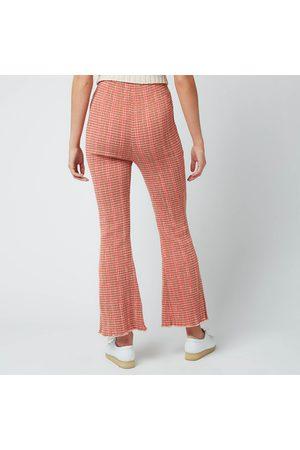 Free People Women Skinny Trousers - Women's Fine Line Slim Pants