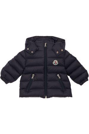 Moncler Boys Jackets - Jules Hooded Nylon Down Jacket