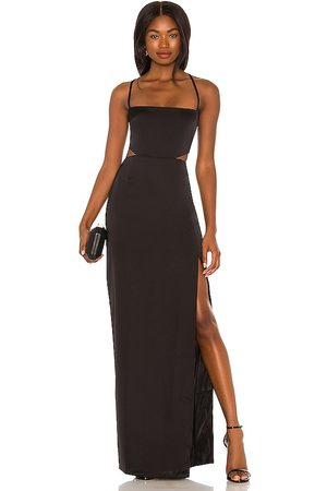 Nookie Stella Cut Out Gown in . Size M, S, XS.