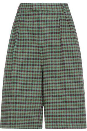 WEILI ZHENG Women Bermudas - BOTTOMWEAR - Shorts & Bermuda Shorts