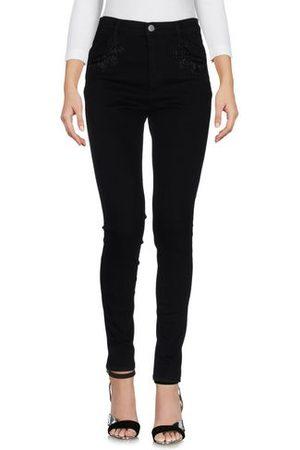WANDERING BOTTOMWEAR - Denim trousers
