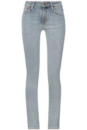 Nudie Jeans BOTTOMWEAR - Denim trousers
