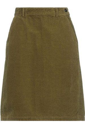 MASSIMO ALBA BOTTOMWEAR - Midi skirts