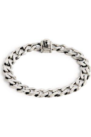 Emanuele Bicocchi Men Bracelets - Sterling Edge Chain Bracelet
