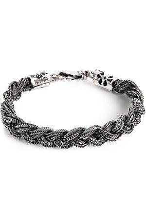 EMANUELE BICOCCHI Sterling Braided Bracelet