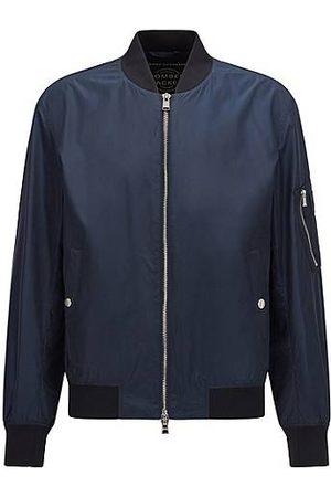 HUGO BOSS Water-repellent blouson jacket with partially recycled wadding