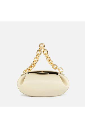 Yuzefi Women Purses & Wallets - Women's Dinner Roll Leather Shoulder Bag