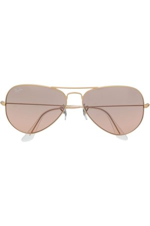 Ray-Ban Aviator sunglasses - Metallic