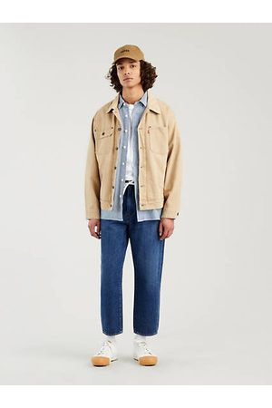 Levi's Stay Loose Taper Crop Jeans