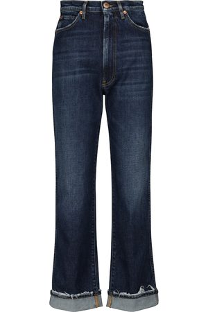 3x1 Claudia high-rise straight jeans