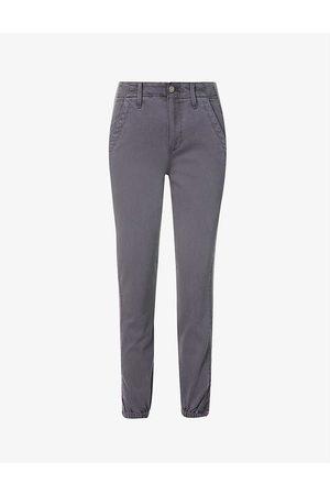 Paige Women Sports Trousers - Mayslie woven jogging bottoms