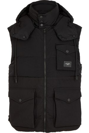 Dolce & Gabbana Quilted Shell Gilet