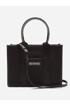 Balenciaga Women Shopper & Tote Bags - Neo S Canvas Tote Bag - Womens