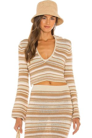 Tularosa Women Jumpers - Esme Sweater in . Size XS, S, M.