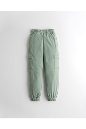 Hollister Ultra High-Rise Utility Dad Joggers
