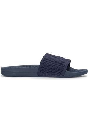 APL Athletic Propulsion Labs Men Sandals - Logo knit strap slides