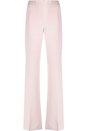 P.a.r.o.s.h. High-waisted flared trousers
