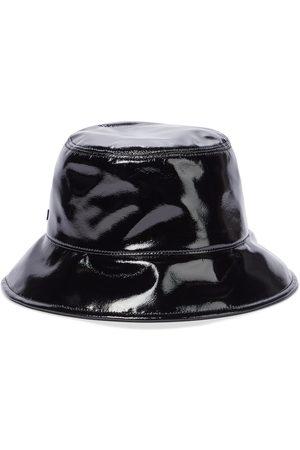 Miu Miu Faux leather bucket hat