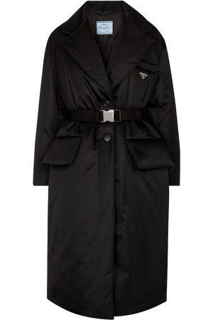 Prada Padded Re-Nylon coat