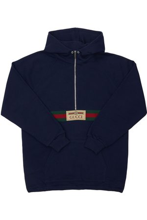Gucci Logo Cotton Jacket