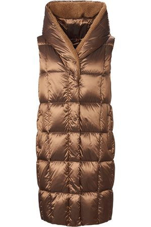 Schneiders Long quilted down waistcoat size: 10