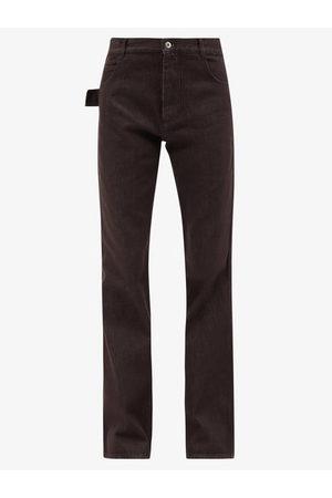 Bottega Veneta High-rise Flared-leg Jeans - Womens