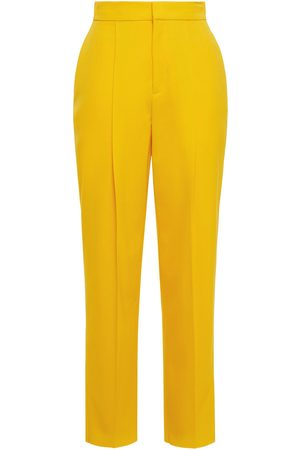 Dundas Women Trousers - Woman Stretch-wool Tapered Pants Size 36