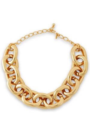 Kenneth Jay Lane Woman -plated Necklace Size