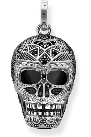 Thomas Sabo Pendant Maori skull PE752-643-11