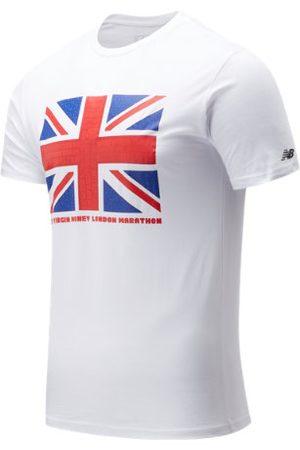 New Balance Men's London Edition Union Jack Graphic Tee