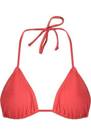 AMIR SLAMA Women Bikinis - Triangle bikini top