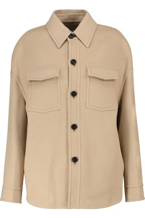 Ami Wool and cashmere jacket