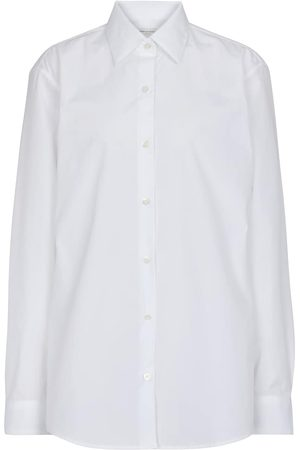 DRIES VAN NOTEN Cotton poplin shirt