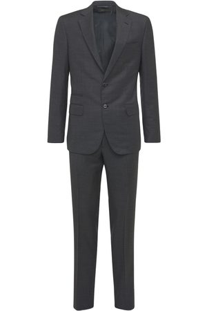 BRIONI Pre-couture Single Breast Wool Suit