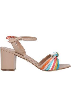 TWINSET Women Sandals - FOOTWEAR - Sandals