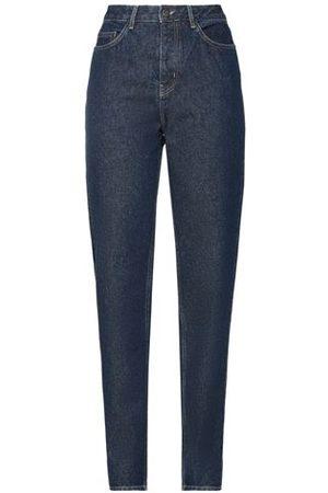 AMERICAN VINTAGE BOTTOMWEAR - Denim trousers