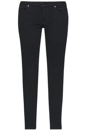 GUESS BOTTOMWEAR - Denim trousers