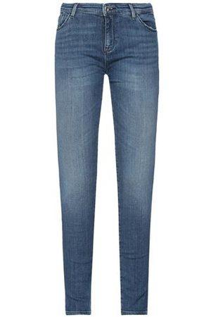 EMPORIO ARMANI BOTTOMWEAR - Denim trousers