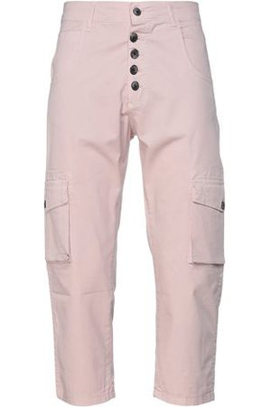 OUTFIT BOTTOMWEAR - Cropped Trousers