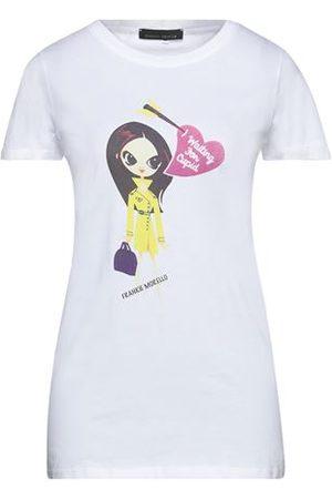 FRANKIE MORELLO TOPWEAR - T-shirts