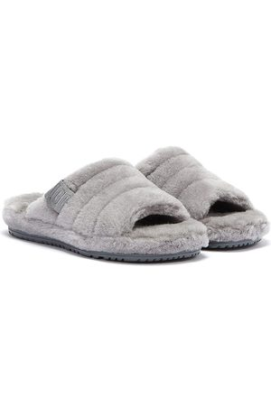 UGG Fluff You Mens Metal Slippers