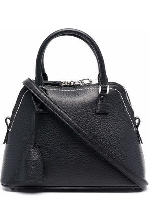 Maison Margiela Medium leather tote bag