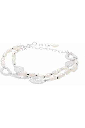 Lee Leoni pearl bracelet