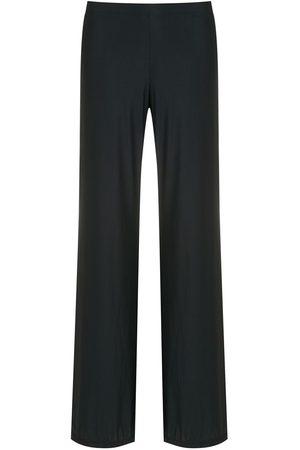 AMIR SLAMA Wide-leg trousers - 36
